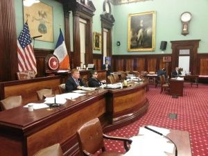 Sick leave bill a hot topic in NYC Council, mayoral race 1