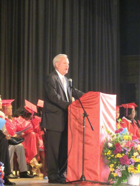 Jamaica High School holds graduation 2