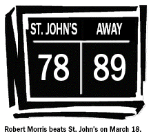 Johnnies embarrass themselves to end year 1