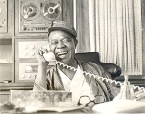 Louis Armstrong, the baseball fan 1