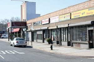 Entire Woodhaven Blvd. block to be demolished 1