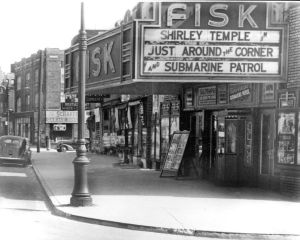 When 69th St. was Fisk Avenue 1