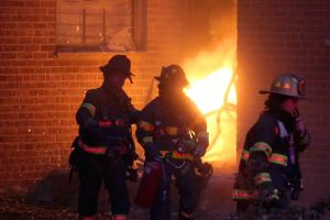 Briarwood fire injures three 1