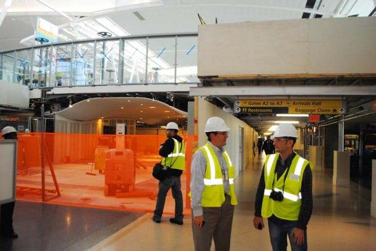 Delta terminal expansion at JFK makes progress 1