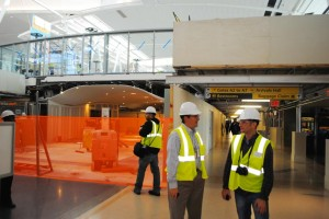 Delta terminal expansion at JFK makes progress 1