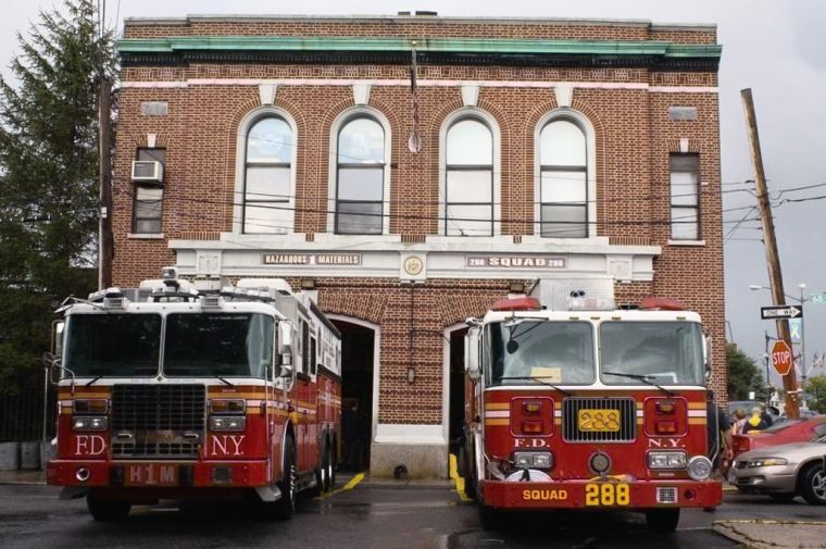 Maspeth firehouse gets CB 5 support 1