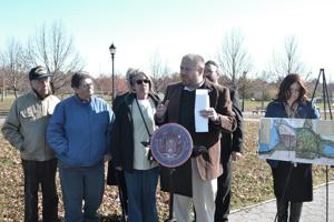 Concerns voiced over park alliance 2