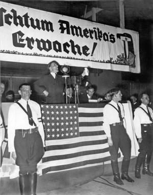 Nazis in Ridgewood rallied for Hitler 1