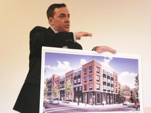New apartments eyed in Ridgewood 1
