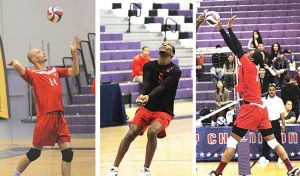 Postseason honors for York men's volleyball 1