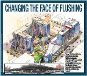 Flushing Commons set to begin soon