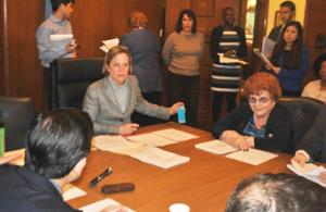Borough Board begs bigger budget bucks 1