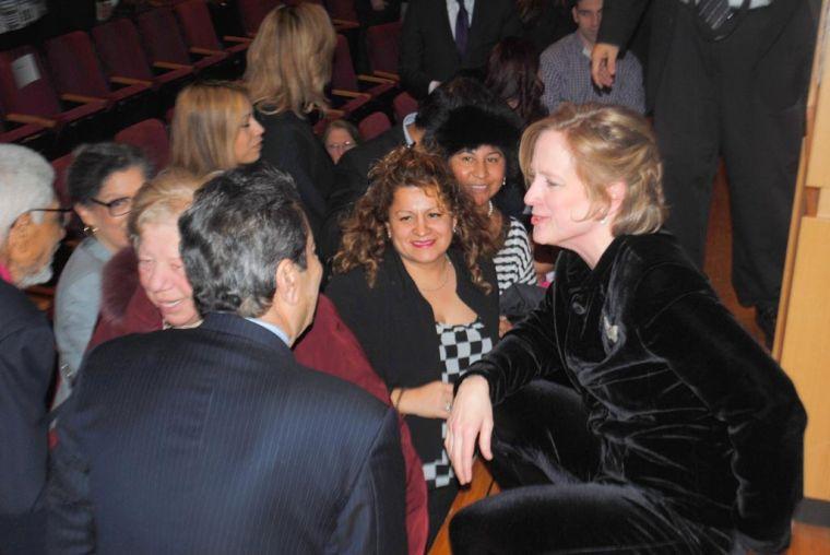 Queens embraces Katz at inaugural 1