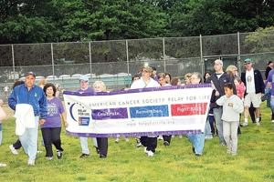 Charles Park hosts Relay for Life on Sat. 1