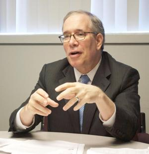 Stringer touts city's 'robust' economy 1