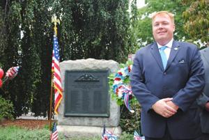 Douglaston memorial to WW I spruced up 2