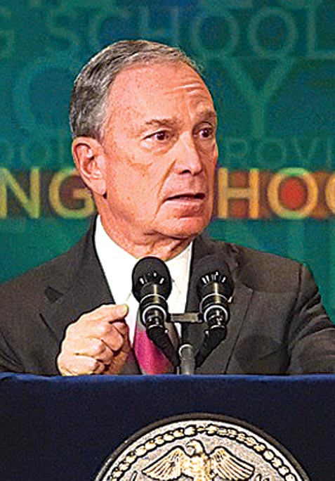 Bloomberg's school budget makes big cuts to teachers, programs, supplies 1