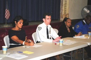 Cops, DA reach out in Ridgewood 1