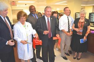 Hospital unit opens doors 1