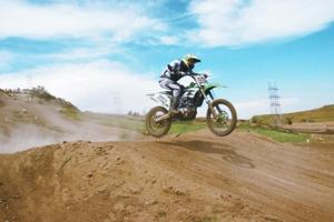 Will dirt bike paths be coming to CB 12? 1