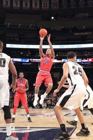 St. John's disappoints in Big East tournament 2