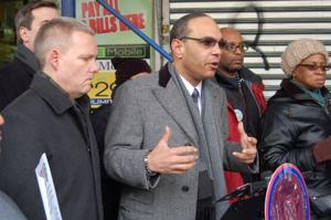 Queensbridge murder suspects unnamed, officials ask for help