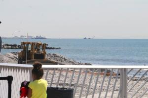 Rockaway Beach will be rebuilt bigger than before 2