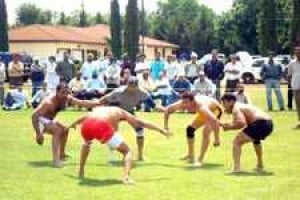 Indian sport kabaddi comes to Queens