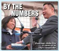 Comptroller Liu vows change