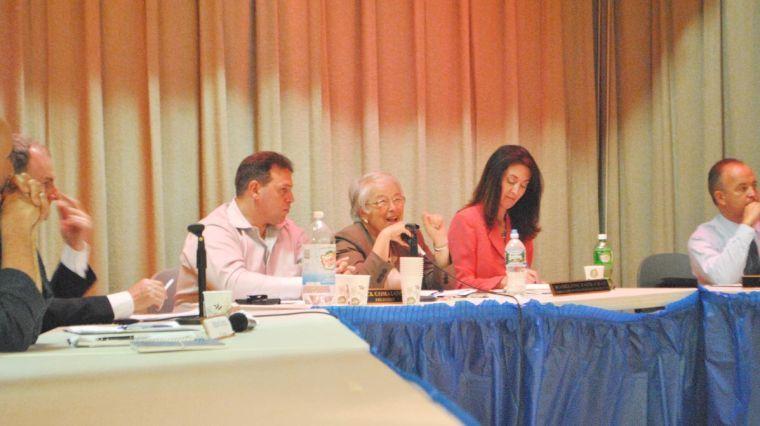 CEC 24 welcomes Chancellor Fariña 1
