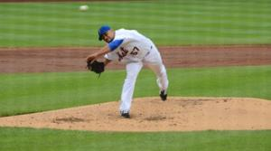 Mets' first no-hitter, in all their 50 years, was dicey 1