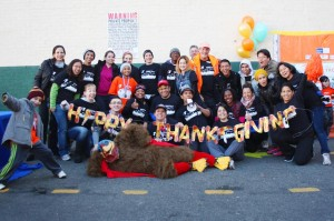 LIC YMCA's annual Turkey Fun Run 3