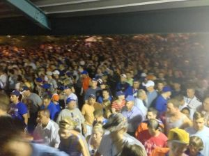 Fans stuck at Citi; no 7 trains 1
