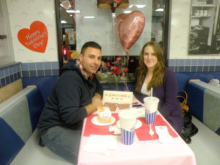 Romance was in the air at White Castle 2
