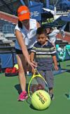 Arthur Ashe Kids' Day brings out the stars