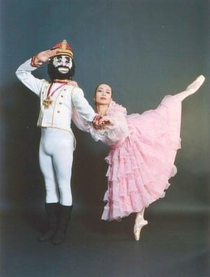 A 'Nutcracker' performance for the kids 1