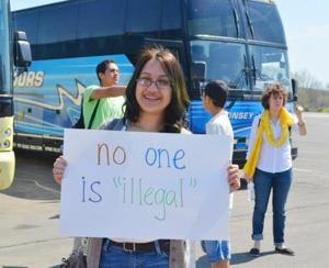 Undocumented in the only nation she knows 1
