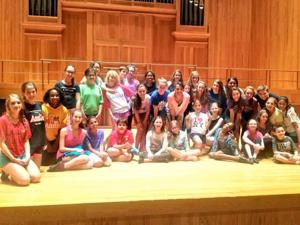 Summer workshop inspires blooming actors 1