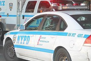 Crime down this year in 106th Precinct 1