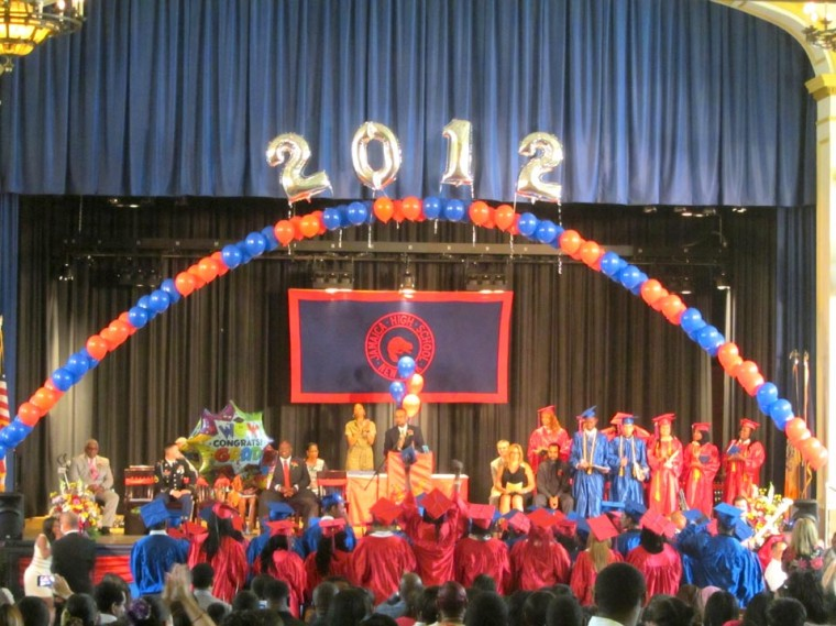 Jamaica High School holds graduation 1