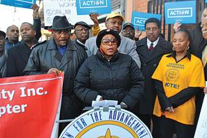 NAACP brings heavy hitters for healthcare 1