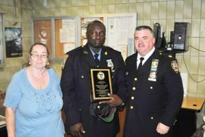 Honors at 105th Precinct 1