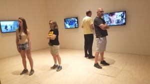 Exhibit eyes the rise of the right in Central Europe