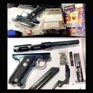 PAPD: Man tried to smuggle gun in PS2 1