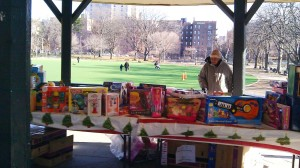 River Fund benefits from 17th toy drive 1