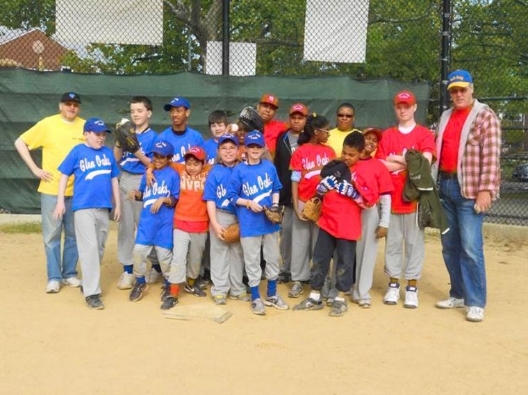 Challenger Division a hit for young sluggers 1