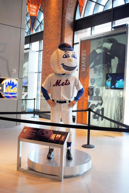 Mets' best secret: its backstage tour 1