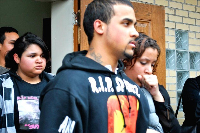 Noel Polanco's funeral packed; Al Sharpton speaks of justice 2