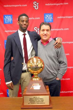 St. John's men's hoops: a year in review 1