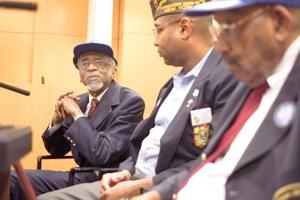 City weighs honor for Tuskegee Airmen 1